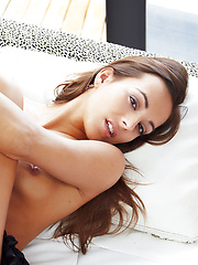 Dominika is not innocent , she is beautiful and nasty and knows all sorts of tricks and loves the action.