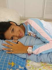 Karla Spice wants you to join her in bed