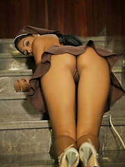 Karla Spice is such a naughty nun