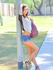 Jody Skinny Teen Outdoors