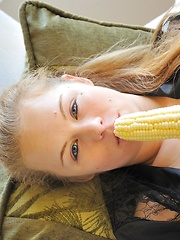 Madison horny for corn
