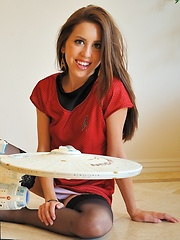 Lola the Star Trek Valentine