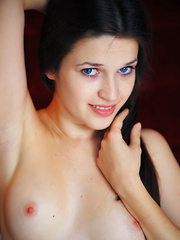 Stunning and captivating Serena Wood is not shy in front of the camera. A beautiful body and face to behold.