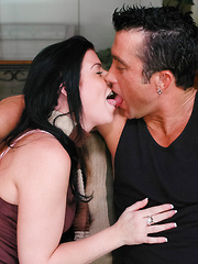 Taryn Thomas is getting married but she needs one last really good fucking before she settles down with the same ol' piece of cock 'til the end of eternity! Who better to cum thru where her fiance falls short than her best friend's BIG-cocked brother, Bi