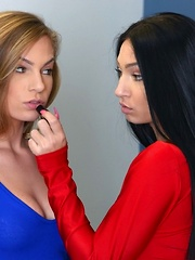 Watch welivetogether scene pussy peeping featuring cyrstal rae