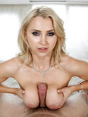 Hot woman comes home to meet her man for a hot fuck and sex session.