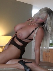 Wifey Rides A Big Cock And Swallows Every Drop